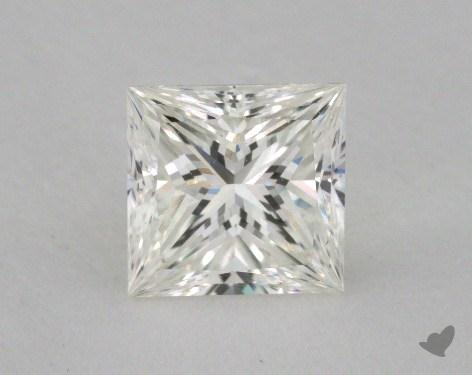 1.04 Carat J-VVS1 Princess Cut  Diamond
