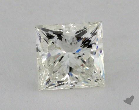 1.04 Carat H-VS1 Ideal Cut Princess Diamond
