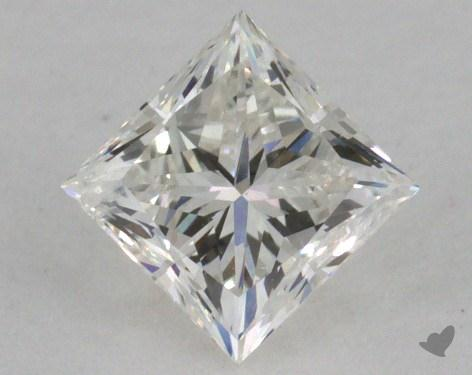 0.59 Carat H-I1 Ideal Cut Princess Diamond