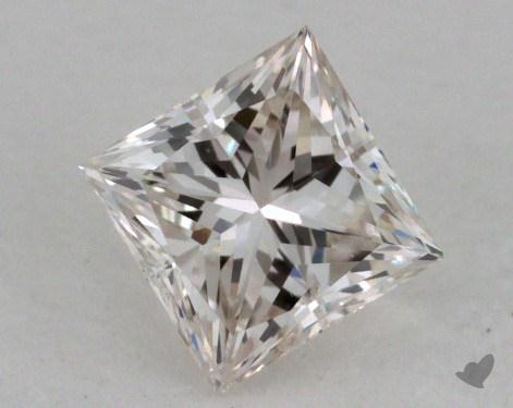0.70 Carat I-SI2 Princess Cut  Diamond