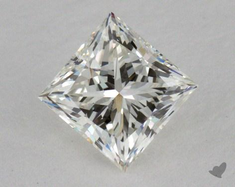 0.74 Carat J-SI1 Princess Cut  Diamond