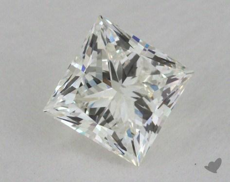 0.79 Carat K-SI1 Princess Cut  Diamond
