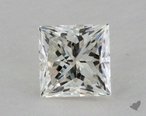 0.85 Carat J-VS1 Very Good Cut Princess Diamond