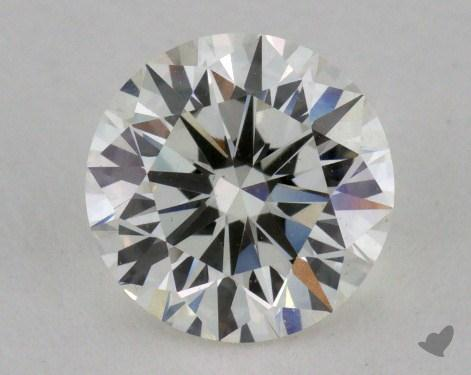 0.90 Carat I-VS1 Very Good Cut Round Diamond