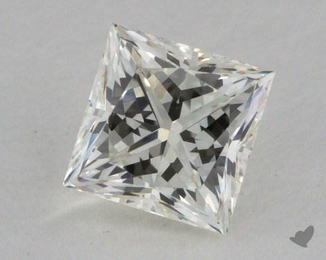 1.21 Carat J-VVS1 Very Good Cut Princess Diamond