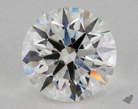 2.13 Carat I-SI1 Excellent Cut Round Diamond