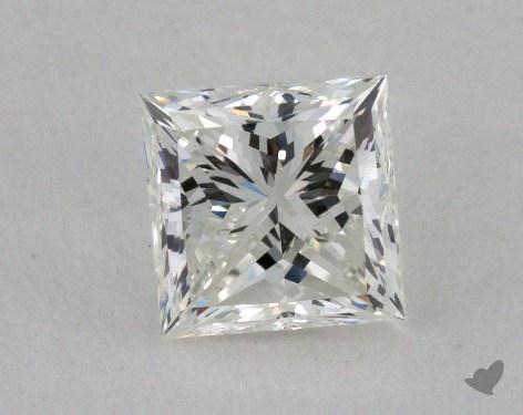 1.01 Carat I-VVS2 Ideal Cut Princess Diamond