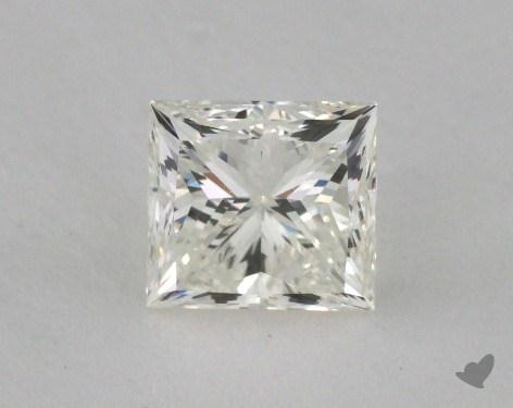 1.01 Carat J-VVS2 Very Good Cut Princess Diamond