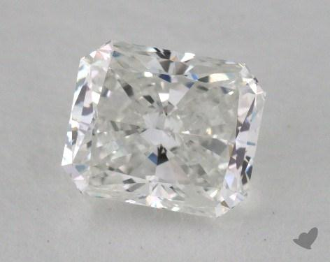 1.06 Carat G-VS2 Radiant Cut  Diamond