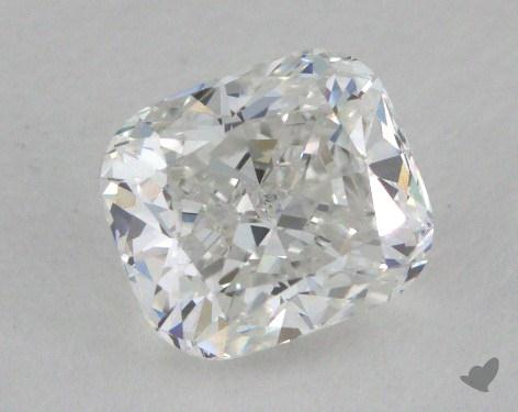 0.91 Carat F-VS1 Cushion Cut Diamond