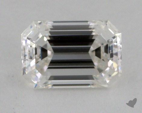 1.92 Carat G-IF Emerald Cut Diamond