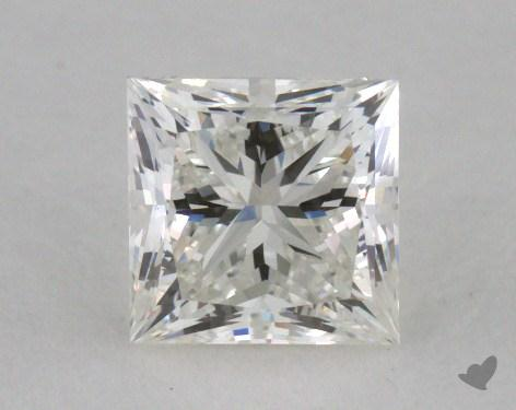 0.65 Carat I-VS2 Ideal Cut Princess Diamond