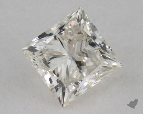 0.65 Carat J-VVS1 Very Good Cut Princess Diamond