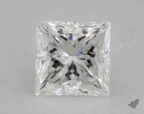 0.56 Carat G-SI1 Princess Cut  Diamond