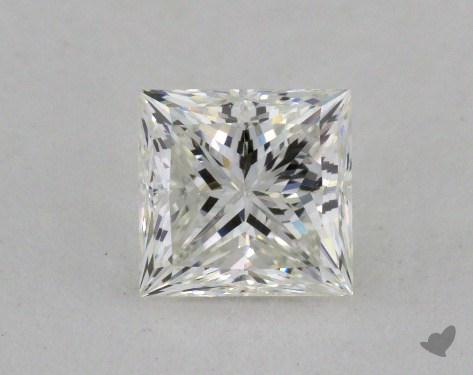 0.75 Carat G-VVS1 Princess Cut Diamond