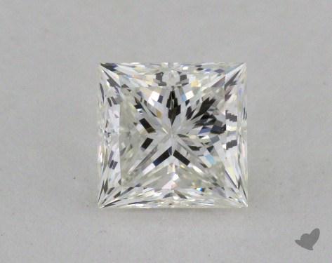0.75 Carat G-VVS1 Ideal Cut Princess Diamond
