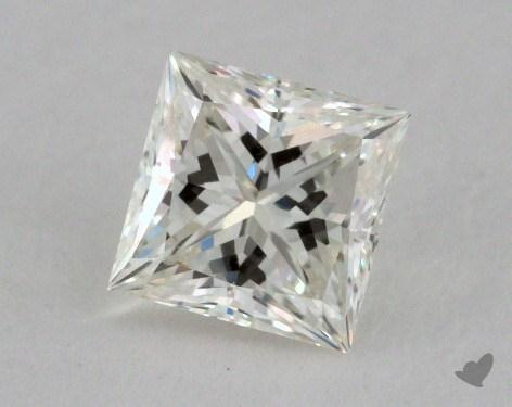 0.51 Carat I-SI1 Ideal Cut Princess Diamond