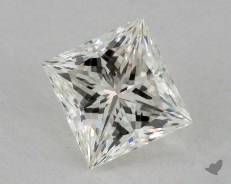 0.72 Carat J-VVS1 Ideal Cut Princess Diamond