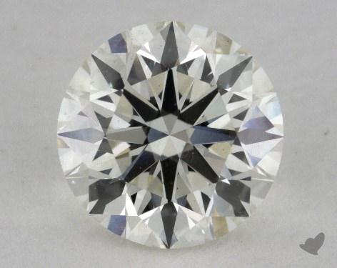 1.52 Carat I-SI1 Excellent Cut Round Diamond