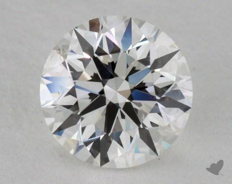 1.02 Carat F-I1 Excellent Cut Round Diamond
