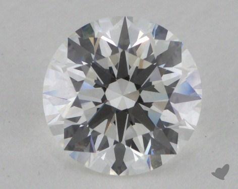 1.32 Carat F-VVS2 Excellent Cut Round Diamond