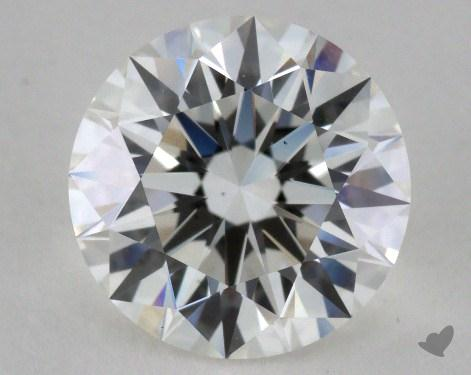 1.61 Carat G-VS2 Excellent Cut Round Diamond