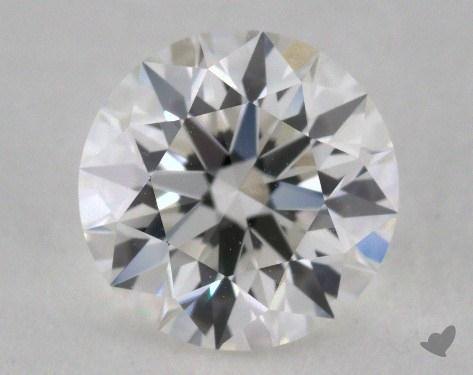 1.22 Carat G-VVS1 Very Good Cut Round Diamond