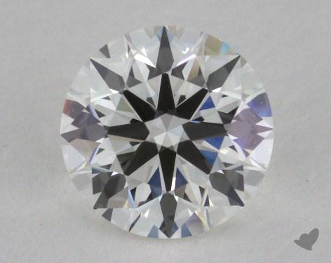 1.24 Carat G-IF Excellent Cut Round Diamond
