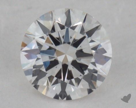 0.55 Carat H-VVS2 Excellent Cut Round Diamond