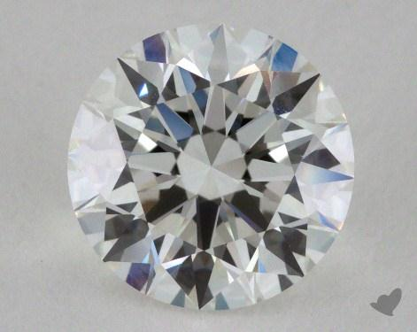 1.72 Carat G-VVS2 Excellent Cut Round Diamond