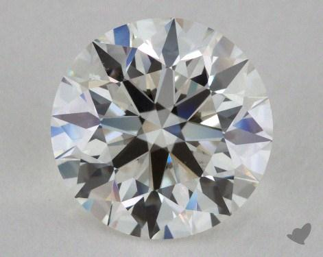 1.69 Carat G-IF Excellent Cut Round Diamond