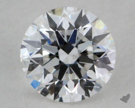 0.40 Carat E-SI2 Excellent Cut Round Diamond