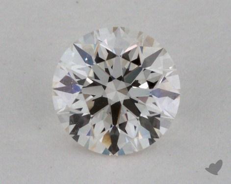 0.72 Carat I-VVS1 Excellent Cut Round Diamond