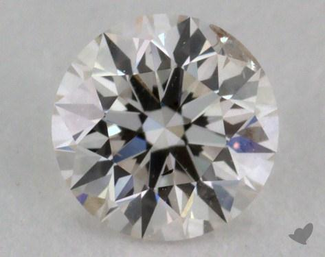 0.41 Carat I-I1 Excellent Cut Round Diamond