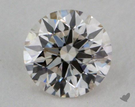 0.31 Carat J-I1 Excellent Cut Round Diamond