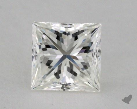 1.02 Carat F-VVS1 Ideal Cut Princess Diamond