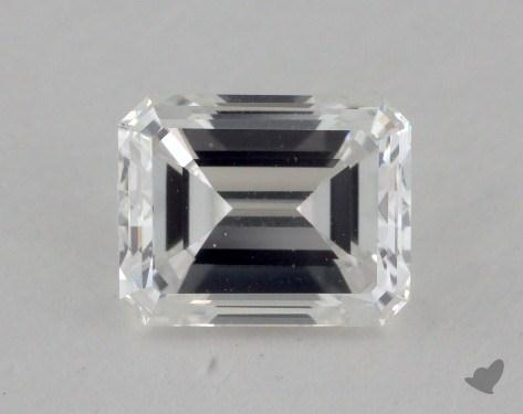 0.90 Carat G-VS1 Emerald Cut Diamond