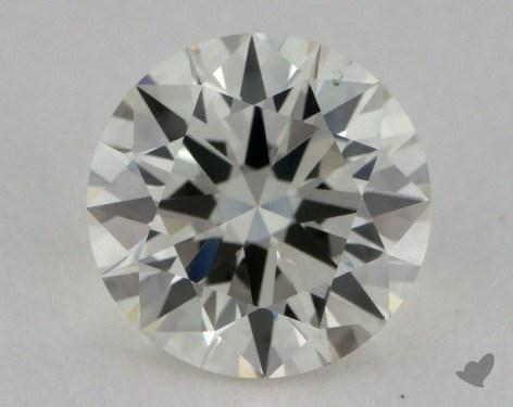 0.73 Carat K-SI1 Very Good Cut Round Diamond