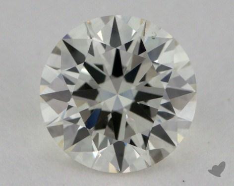 0.73 Carat K-SI1 Very Good Cut Round Diamond