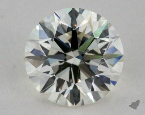 0.82 Carat K-SI1 Excellent Cut Round Diamond