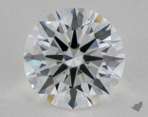 1.00 Carat E-VS2 Excellent Cut Round Diamond