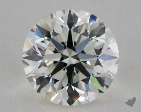 1.01 Carat I-VVS2 Very Good Cut Round Diamond