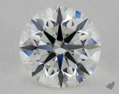 1.04 Carat I-VS1 Excellent Cut Round Diamond