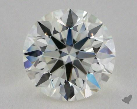 1.23 Carat J-VS1 Excellent Cut Round Diamond
