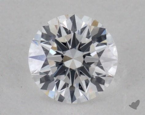 0.25 Carat D-VS1 Excellent Cut Round Diamond
