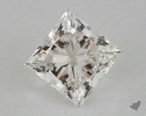 1.09 Carat I-VS2 Ideal Cut Princess Diamond