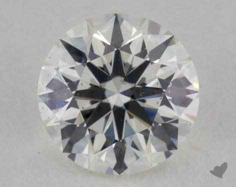 0.81 Carat K-SI1 Round Diamond 