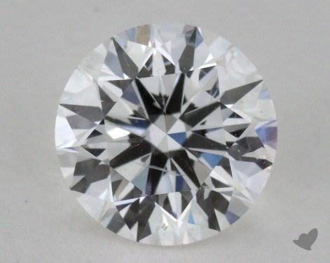 1.01 Carat F-I1 Ideal Cut Round Diamond