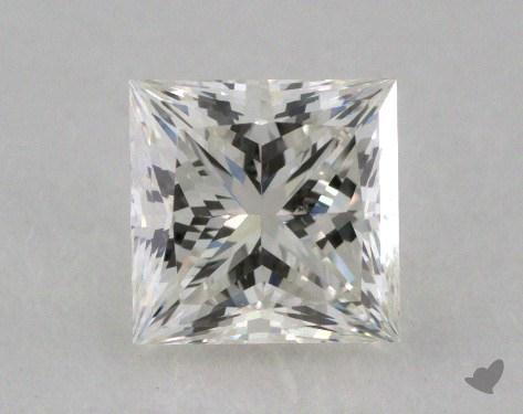 0.72 Carat I-VS2 Ideal Cut Princess Diamond