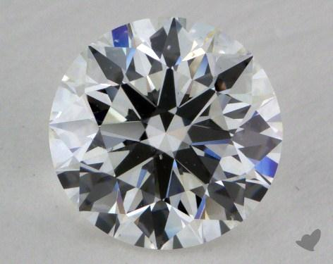 1.22 Carat F-VS2 Excellent Cut Round Diamond
